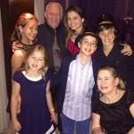 """Family time in last """"New Years Eve"""" at Luma...Fantastic Dinner evening menu !"""
