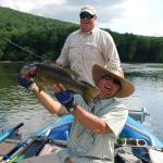 If you love Smallmouth Bass be sure to inquire about our Guided Fishing Trips on the Potomac and