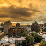 This vibrant area is the soul of lower Manhattan, alive with music venues, stylish restaurants,