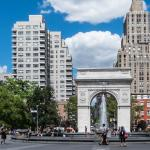 Located in the heart of New York City's Greenwich Village, the Washington Square Hotel is situat