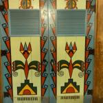 Bright Angel Lodge - Native American design