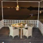 a Romantic Dinner at the beach area