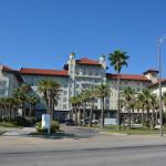 Overview of Hotel Galvez