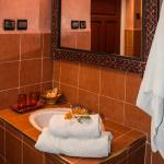 NOUR terrace Suite bathroom