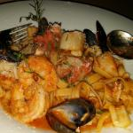 Dinner at Tramonto's