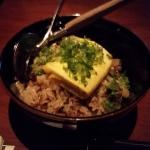 Oxtail Fried Rice at Blue Ribbon. Sooo Good.