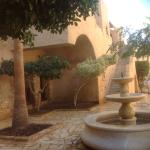 Villas and hotel grounds