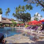 This resort is fabulous.  I loved it here. Luxury accommodation, excellent food, and excellent s