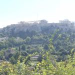 The Acropolis from Below