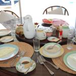 breakfast cooked to order every morning at our private villa
