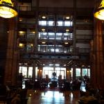 As you enter the beautiful Wilderness Lodge .... your vacation just started!