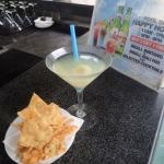 LOVED the lychee martini & lemongrass crackers