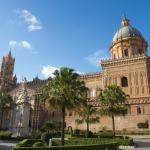 Cathedral of Palermo: outside