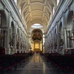 Cathedral of Palermo: inside