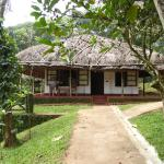 Cottage in hotel grounds