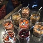Toppings for oatmeal