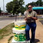Celebrating Old Route 66 and 250 years of St Louis, Mo