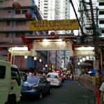 Entrance to Ongpin Street