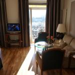 Deluxe Double Room with Jungfrau View