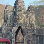 The South Gate to Angkor Thom