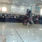 Folklore show (dancer and horse dance )
