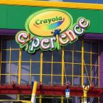 Crayola Experience includes like a theme park for youngsters