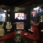 Photo of items used in the TV series Nashville.