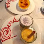 Desserts were awesome!!