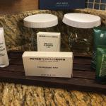 Typical products for Hilton