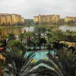View of Bonnet Creek resort