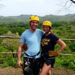 Canopy tour excursion