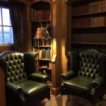 Dalhousie Castle - Offpeakluxury - Library Bar
