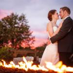Wedding - Fire Feature