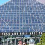 Rock hall is a 15 minute walk!