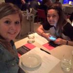 cousins at the white box restaurant. You have to pay $22 each if you're not VIP. Food was salty!