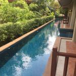 Rooms are really big and with tiny swimming pools. Only a few villas have a sight of the sea. Fa