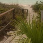 Access from the Inn to the beach