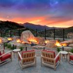 Mountain Terrace Fire Garden