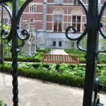 Courtyard outside the Rijksmuseum