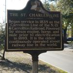 The Historic St. Charles Line
