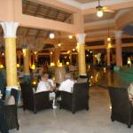 Del Mar Lobby - One of the sitting areas at the bar