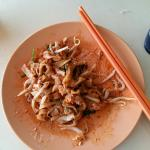 Untie's Char Kuay Teow Stall