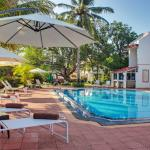 Longuinhos Beach Resort Colva