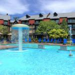 Sheraton Westport Chalet Hotel St. Louis Maryland Heights