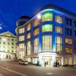 Einstein St.Gallen Hotel Congress Spa St. Gallen