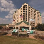 Embassy Suites Hotel DFW Airport North/Outdoor World Grapevine