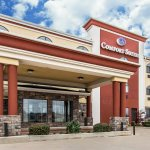 Comfort Suites Airport on Meridian