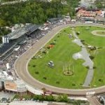 Solvalla Travbana, Harness-Racing Track