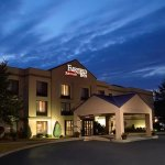 Fairfield Inn Corning Riverside