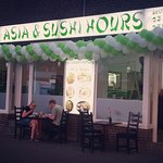 Asia & Sushi Hours